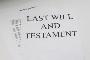 Last Will, Current Marriage